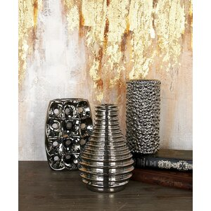 Ceramic Vase Set (Set of 3)