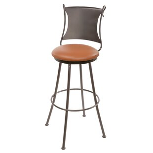 Chittum 25 Swivel Bar Stool
