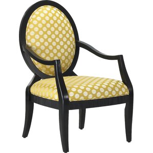 Pittman Fabric Armchair by Rosdorf Park