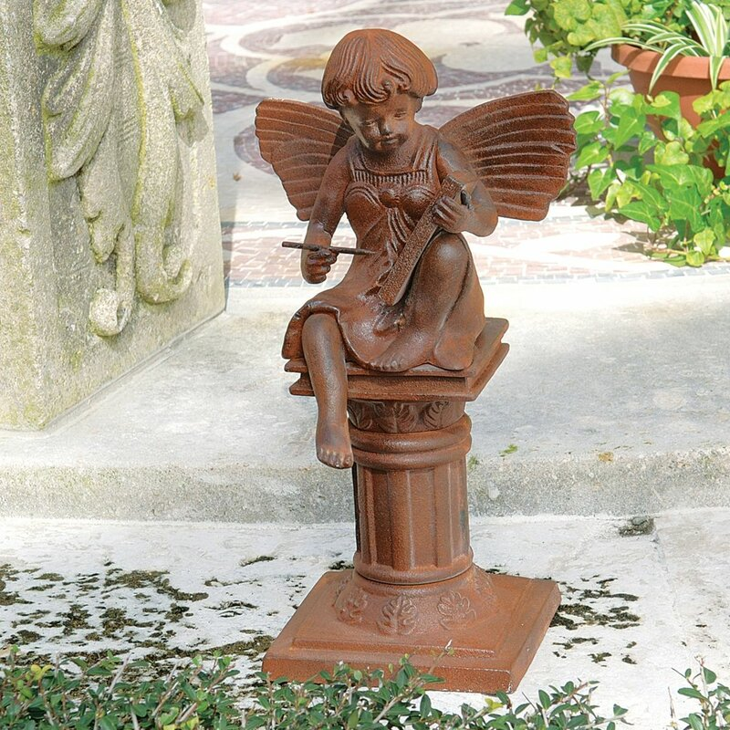 Reading Fairy of the Humanities Statue
