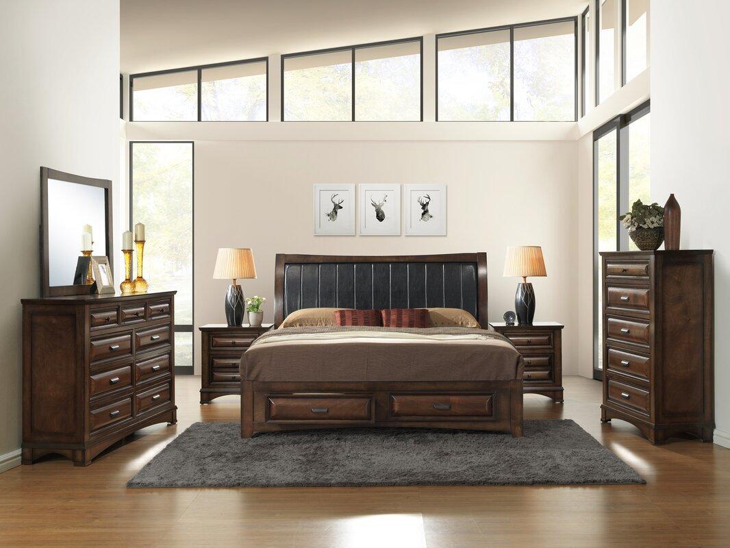 Broval Platform 6 Piece Bedroom Set Amazing Ideas