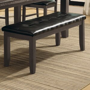 Nexus Upholstered Bench by Red Barrel Stu..