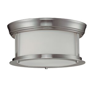 Stonehedge 2-Light Flush Mount