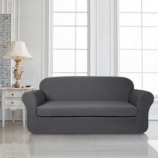 2 Piece Sectional Sofa Covers | Wayfair