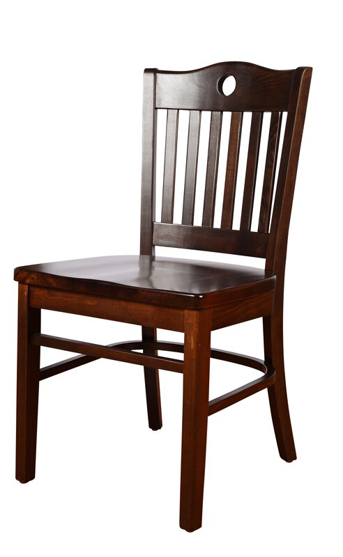 Herzig Solid Wood Dining Chair