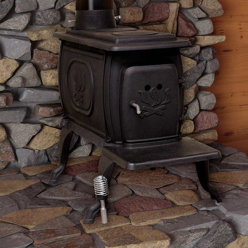 Us Stove 900 Sq Ft Direct Vent Wood Stove Amp Reviews