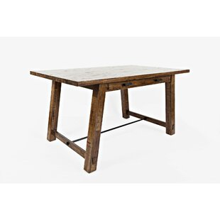 Bevan Counter Height Solid Wood Dining Table