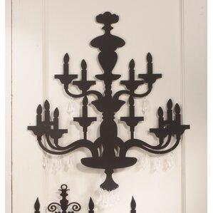 Chandelier Wall Art chandelier wall art | wayfair