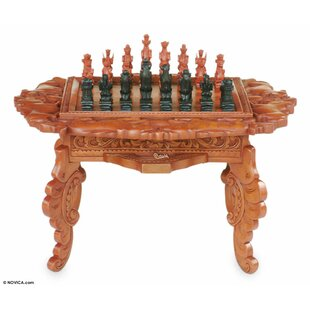 enjoyable ideas cheap chess sets. Fighting Tigers Wood Chess Set Multi Game Tables You ll Love  Wayfair