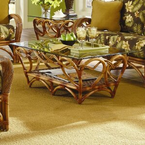 Caneel Bay Coffee Table by Spice Islands Wic..