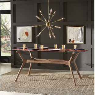 Cassius Trestle Dining Table