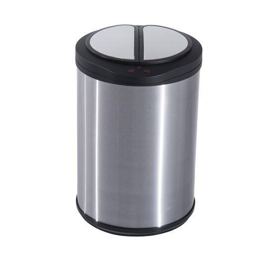 15 Litre Auto Kitchen Waste Bin Trashcan