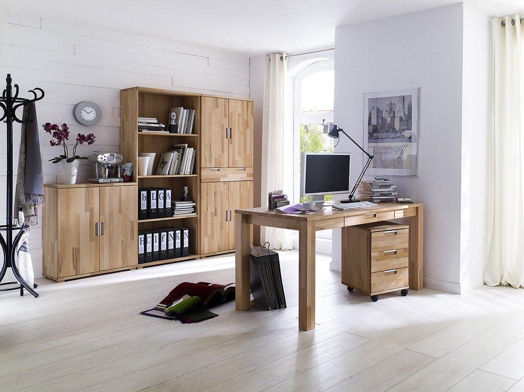 home haus rollcontainer masimo mit 3 schubladen bewertungen. Black Bedroom Furniture Sets. Home Design Ideas
