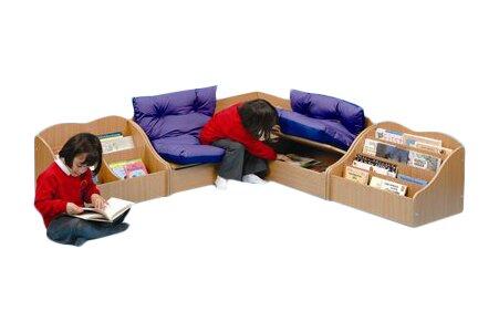 Twoey Toys Kindereckbank mit Kissen & Bewertungen   Wayfair.de