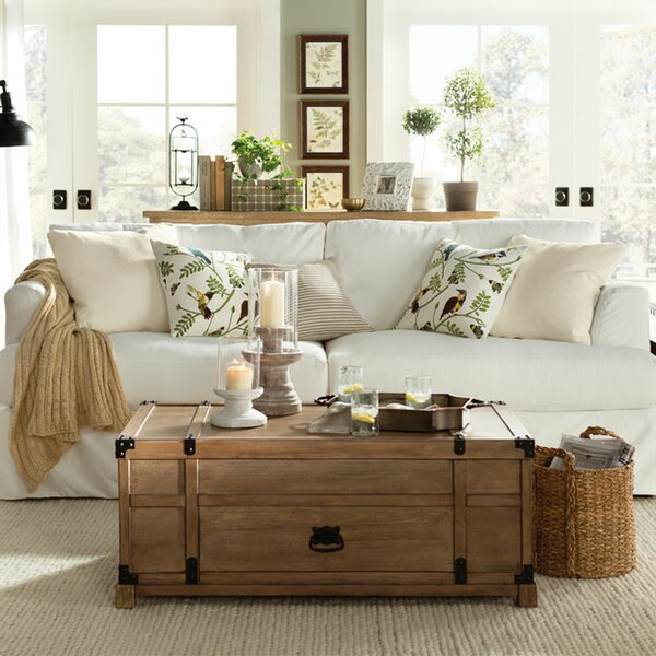 Farmhouse Rustic Seating Birch Lane