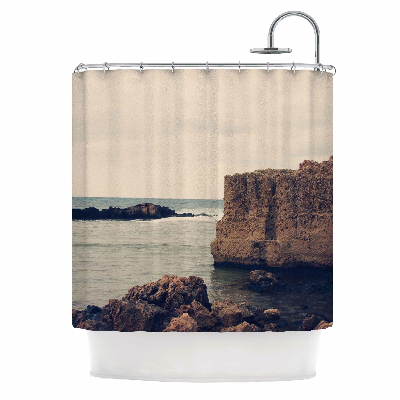 East Urban Home Mediterranean I Shower Curtain