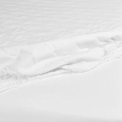 Simmons Beautyrest Cotton Top Polyester Mattress Pad Wayfair