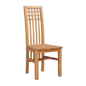 Koome Solid Wood Dining Chair (Set of 2) ..
