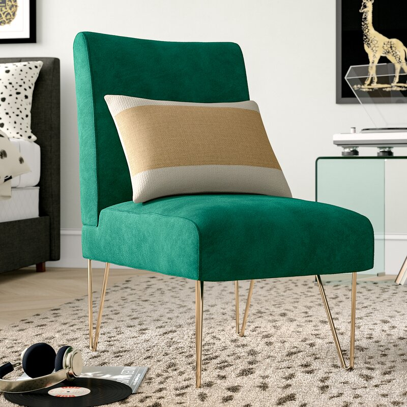 Helmuth Slipper Chair