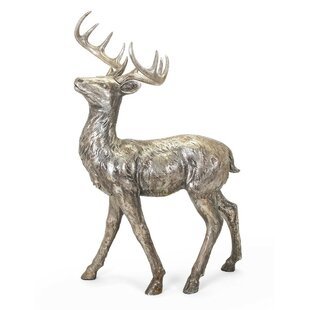 elegance standing reindeer set of 2 - Reindeer Images 2