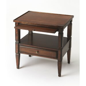 Agueda End Table by Darby Home Co