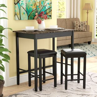 Forge 3 Piece Dining Set