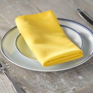 wayfair basics napkin set set of 10