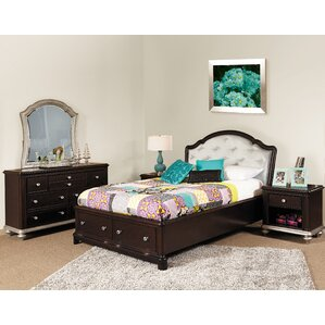 Jamari Panel Configurable Bedroom Set by Viv + Rae
