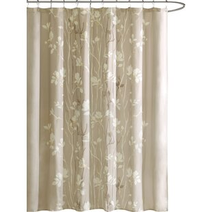Nature Floral Shower Curtains Youll Love