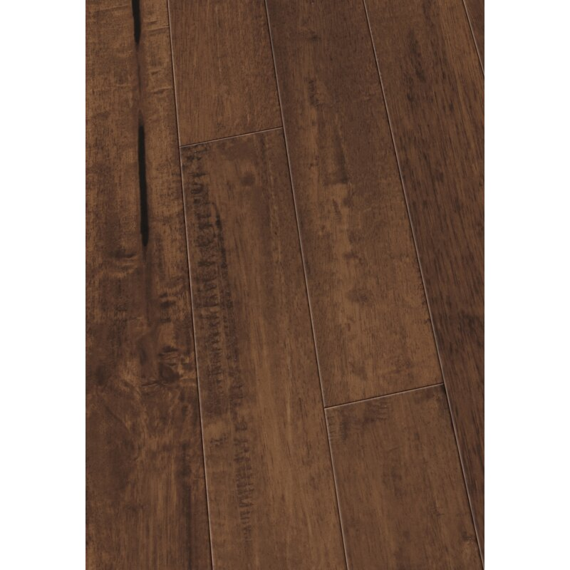 Maritime Hardwood Floors 4 Solid Hevea Hardwood Flooring In Scraped
