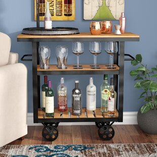 Livingston Bar Cart