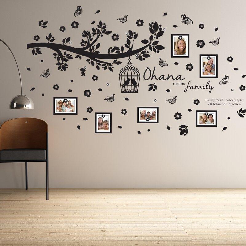 Superieur Ohana Family Tree Wall Decal