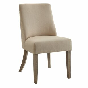 Barlett Modish Upholstered Dining Chair (Set of 2)