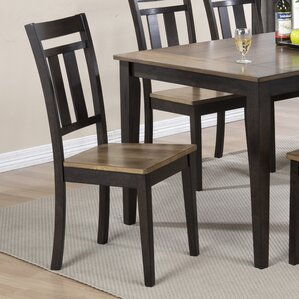 Armand Slat Back Side Chair (Set of 2) by..