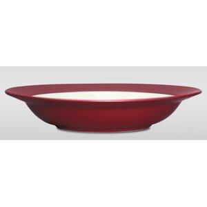 Colorwave Rim Pasta/Soup Bowl (Set of 4)