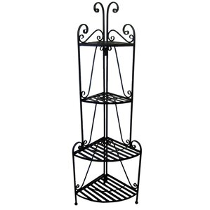 Corner Baker's Rack by Pangaea Home and Garden