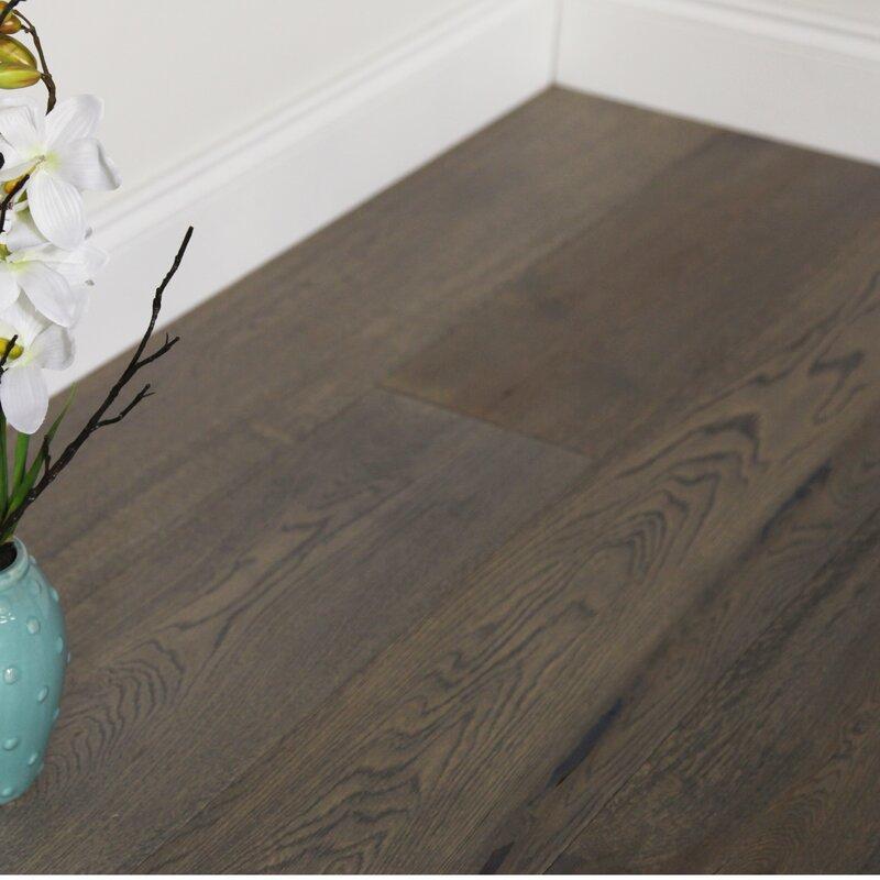 White Oak Hardwood Floor 7 1 2 O