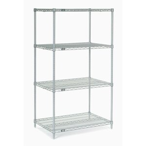 4 Shelf Shelving Unit Starter