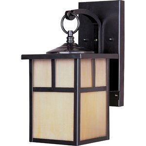 Boricco 1-Light Outdoor Wall Lantern