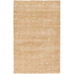 Affinity Hand-woven Beige Area Rug