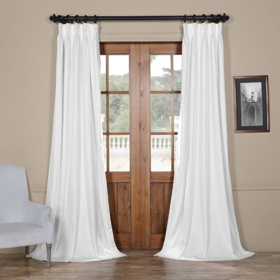 120 Inch White Curtains Amp Drapes You Ll Love In 2019 Wayfair
