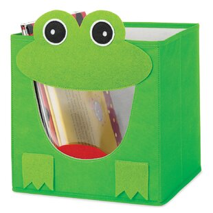 Exceptional Frog Collapsible Folding Storage Cube