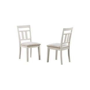 Sams Soft Padded Solid Wood Dining Chair (Set of 4)