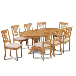 Inwood 9 Piece Extendable Dining Set
