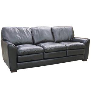 Sacramento Leather 3 Piece Living Room Set by Coja