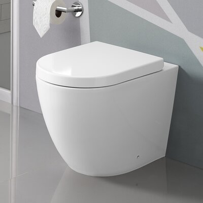 Find The Perfect One Piece Toilets Wayfair