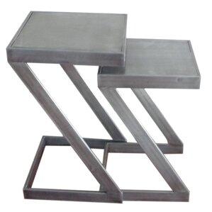 Tereza 2 Piece End Table S..
