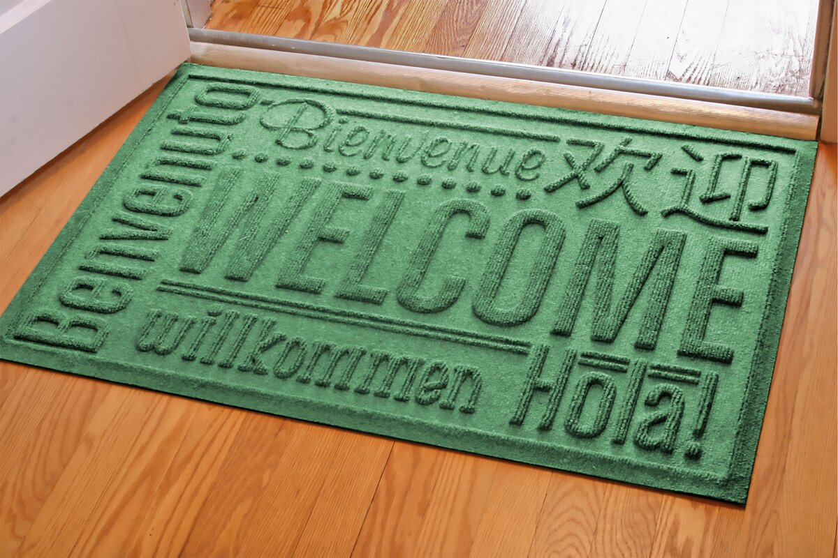 Aqua Shield World Wide Doormat