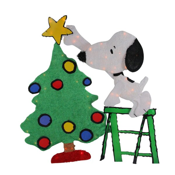 Snoopy Christmas Decorations | Wayfair