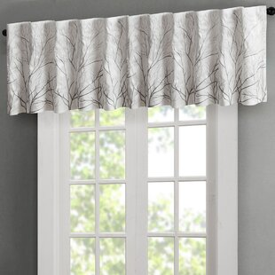 target valance threshold gray wid p hei cream window about a item fmt border this plaid